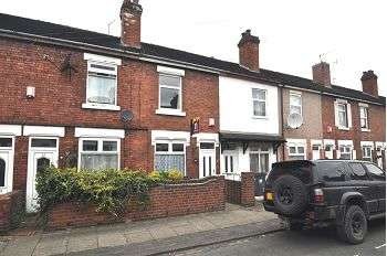 2 Bedrooms Terraced House for sale in Keary Street, Stoke, Stoke-on-Trent, ST4 4AT