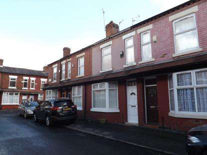 3 Bedrooms Terraced House for sale in Cadagon Street, Manchester, Greater Manchester, Uk