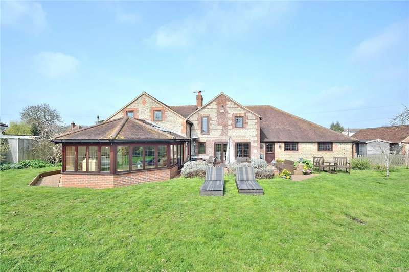 4 Bedrooms Detached House for sale in Ferring Lane, Ferring, West Sussex, BN12