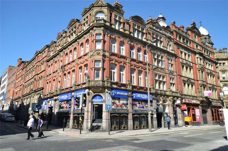 2 Bedrooms Apartment Flat for sale in Lisbon Buildings, 35 Victoria Street, Liverpool, L1
