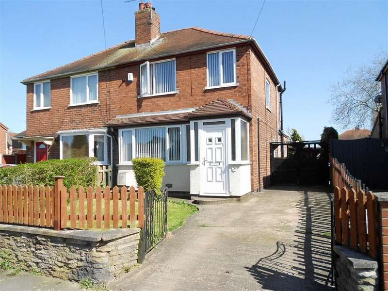 2 Bedrooms Semi Detached House for sale in Evans Street, Crewe, Cheshire