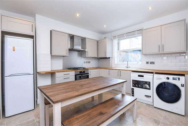 3 Bedrooms Flat for sale in Lydford Road, London, W9