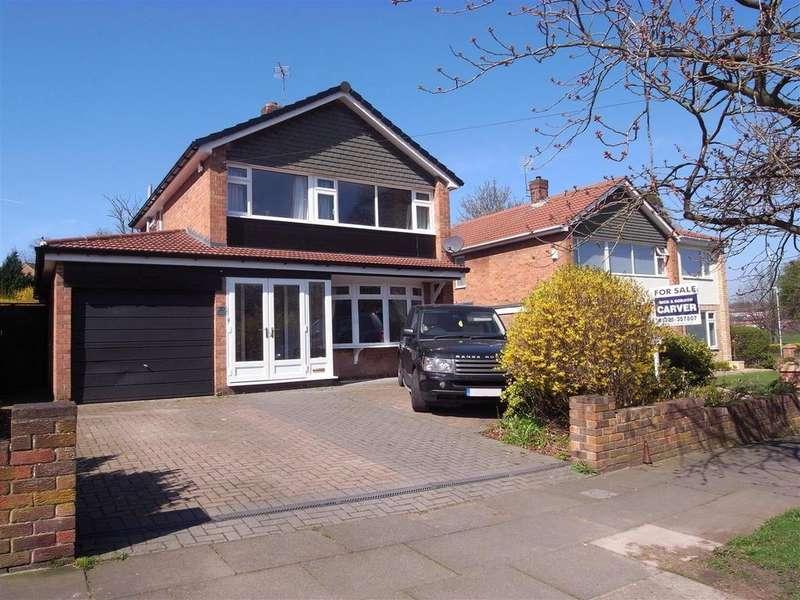 3 Bedrooms Detached House for sale in Lunedale Road, Darlington