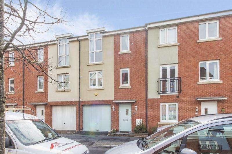3 Bedrooms Terraced House for sale in Alicia Way, Newport - REF #00004157