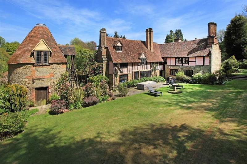 9 Bedrooms Detached House for sale in Hosey Common Road, Westerham, Kent