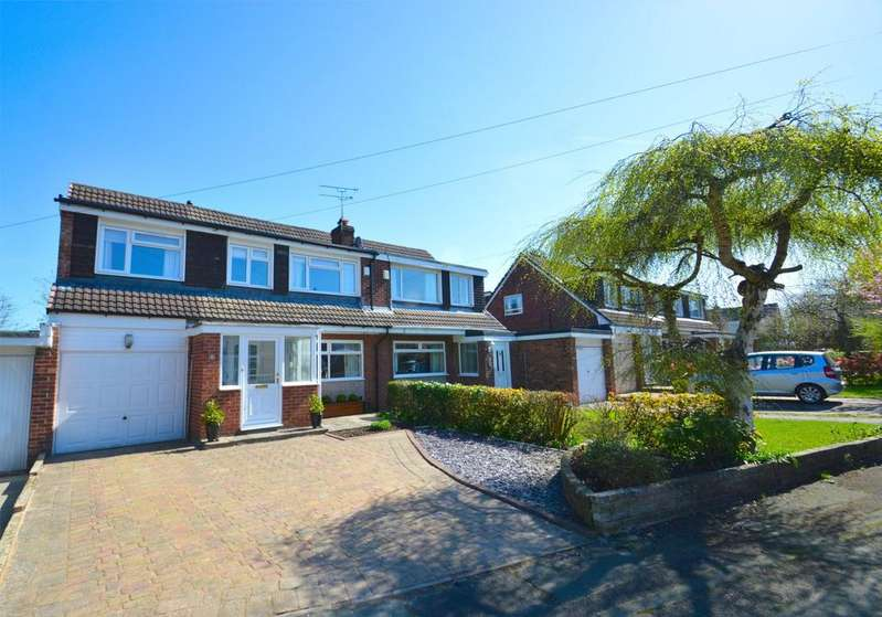 4 Bedrooms Semi Detached House for sale in Mallard Close, Knutsford