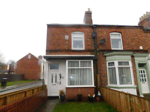 3 Bedrooms Terraced House for sale in OXFORD TERRACE, BISHOP AUCKLAND, BISHOP AUCKLAND