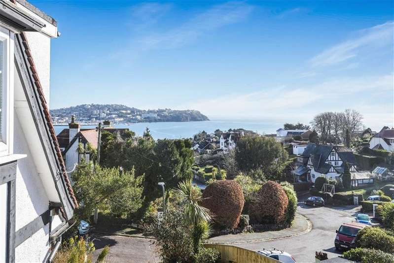 4 Bedrooms Semi Detached House for sale in Barnfield Road, Torquay, TQ2