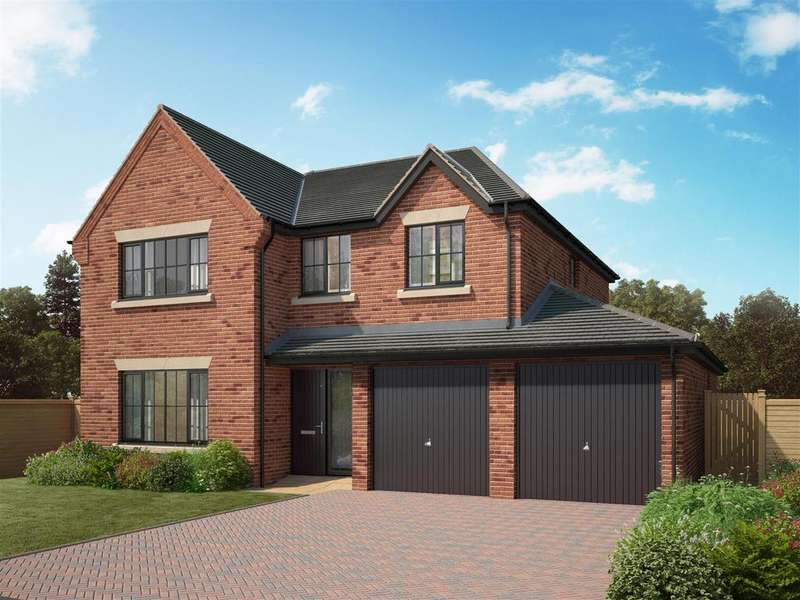 5 Bedrooms Detached House for sale in The Mayfair, School Lane, Sandbach