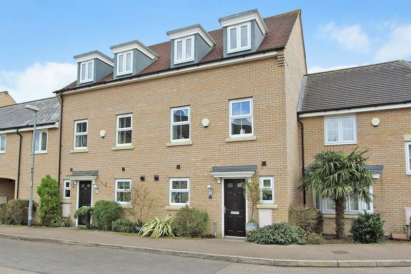 4 Bedrooms Town House for sale in Bourneys Manor Close, Willingham