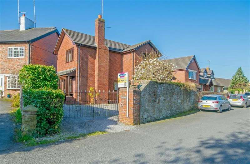 2 Bedrooms Detached House for sale in Hendy Road, Mold