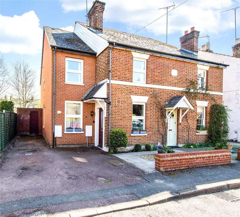 3 Bedrooms Semi Detached House for sale in Talbot Road, Rickmansworth, Hertfordshire, WD3