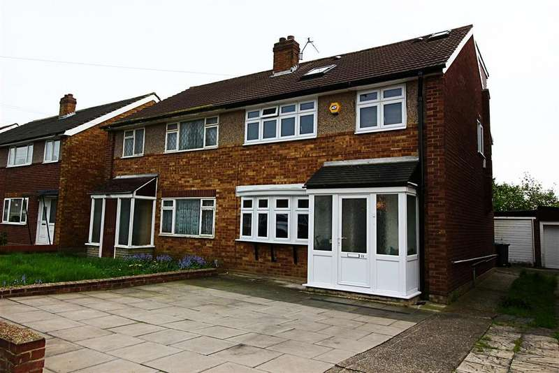 4 Bedrooms Semi Detached House for sale in Tollgate Road, Waltham Cross