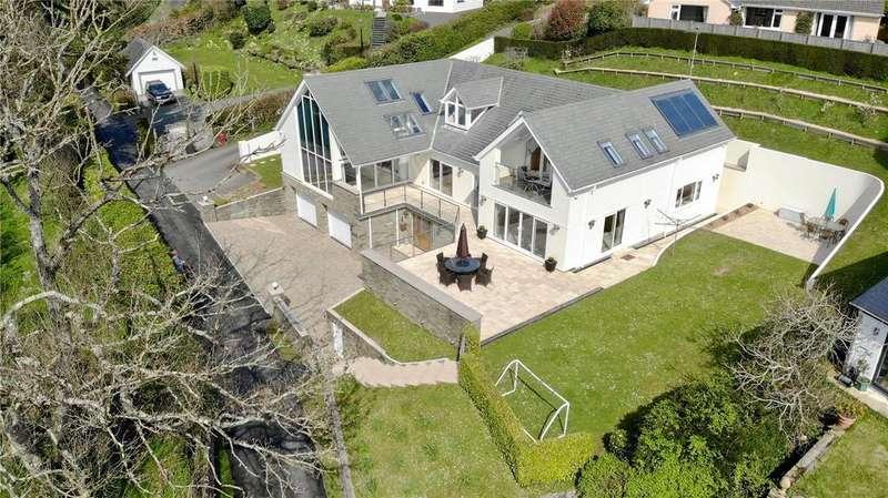 5 Bedrooms Detached House for sale in West Charleton, Kingsbridge, Devon, TQ7
