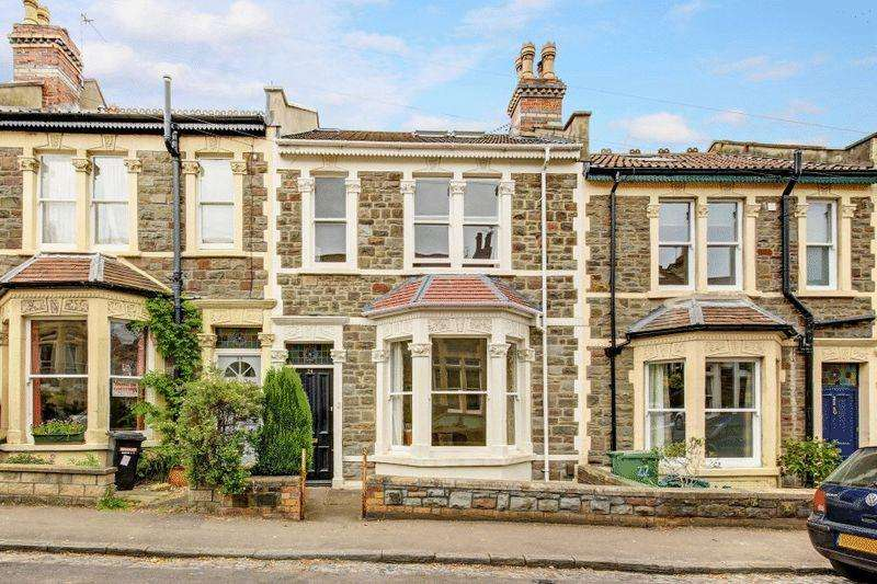 4 Bedrooms Terraced House for sale in Longfield Road, Bishopston