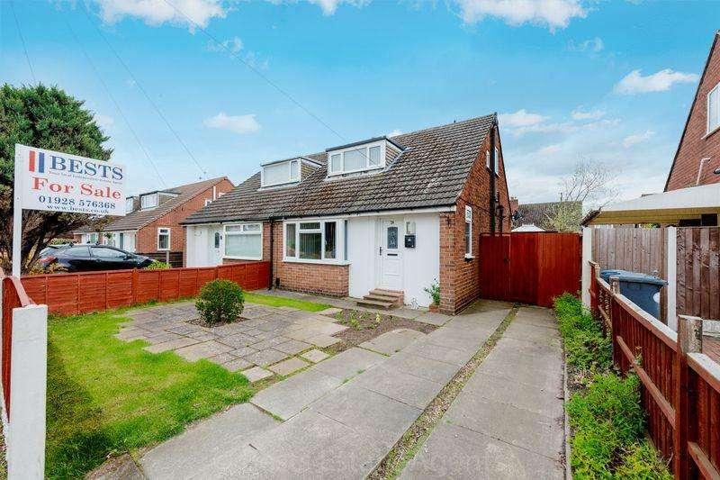 2 Bedrooms Semi Detached House for sale in Sea Lane, Runcorn