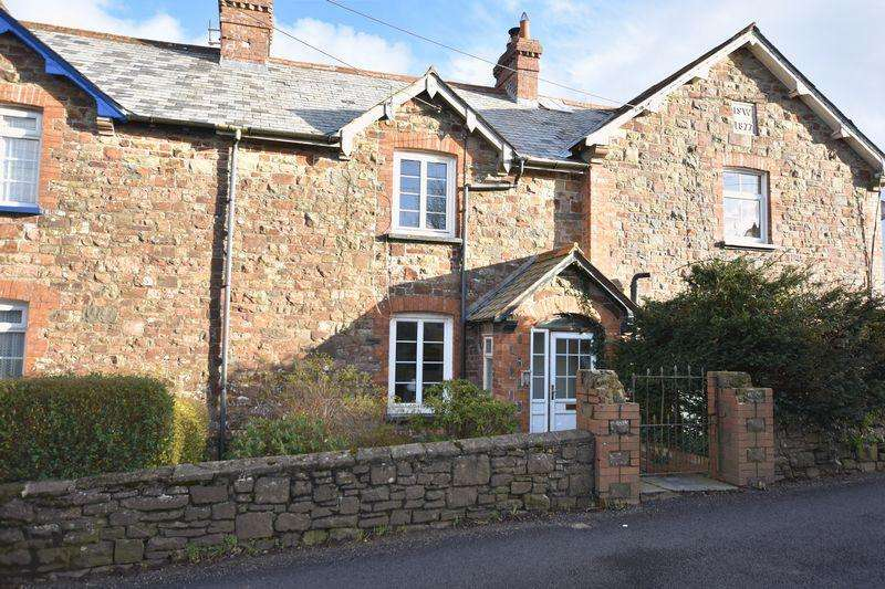 2 Bedrooms Terraced House for sale in Saltrens Cottages, Monkleigh