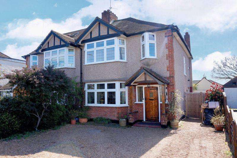 3 Bedrooms Semi Detached House for sale in Blendon Road, Bexley