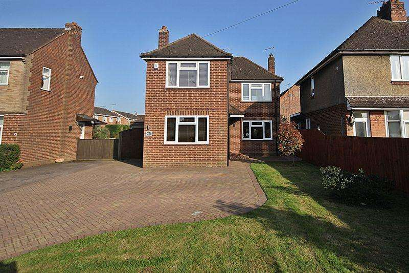 3 Bedrooms Detached House for sale in Park Road, Westoning