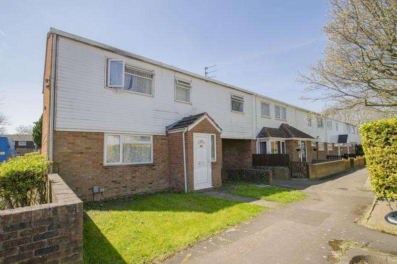 4 Bedrooms Semi Detached House for sale in Chelsea Gardens, Houghton Regis