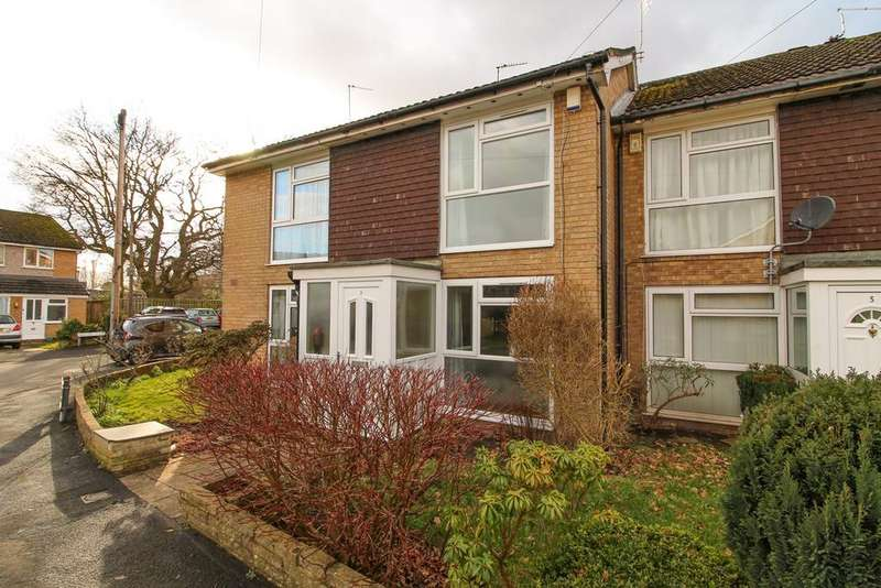2 Bedrooms Mews House for sale in Brixham Walk, Bramhall, Stockport, SK7