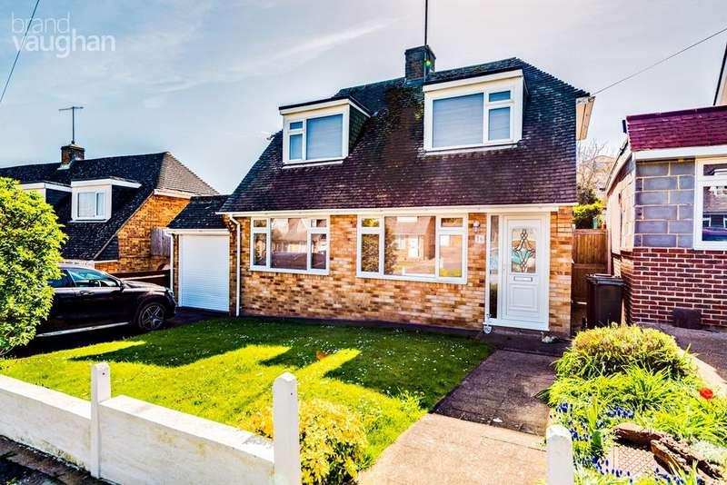 3 Bedrooms House for sale in Lustrells Vale, Saltdean, Brighton, BN2