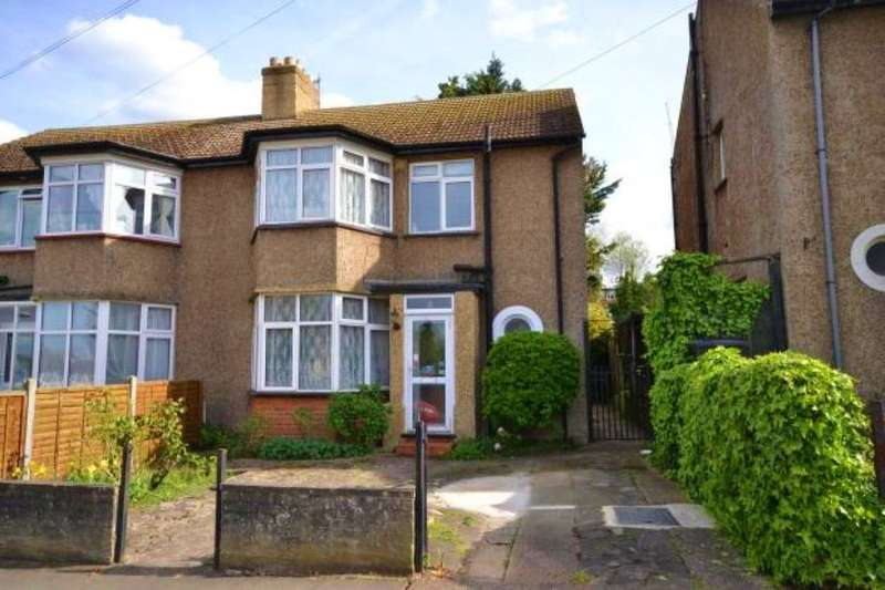 4 Bedrooms Semi Detached House for rent in Burney Avenue, Surbiton, KT5