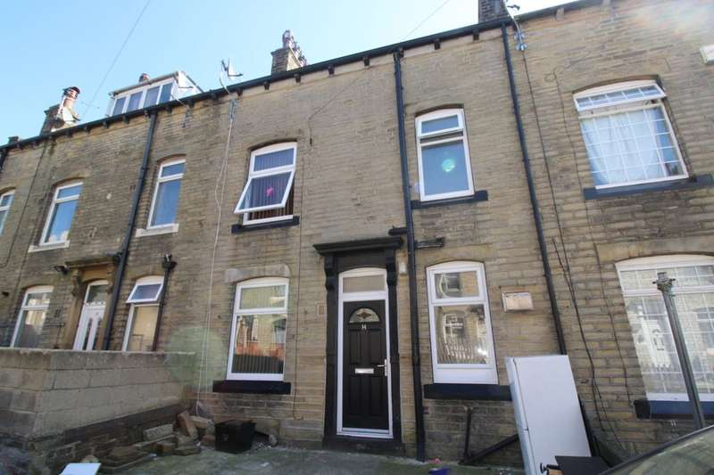 2 Bedrooms Terraced House for sale in Hermon Grove, Halifax, HX1