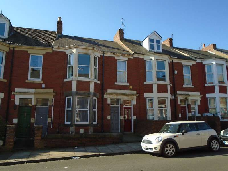 3 Bedrooms Property for sale in Tosson Terrace, Heaton, Newcastle upon Tyne, Tyne and Wear, NE6 5LW
