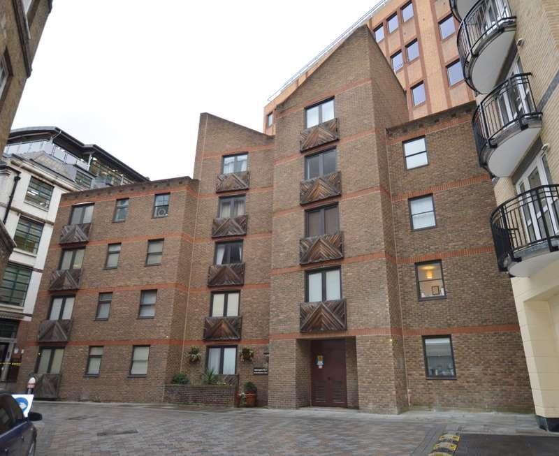 Flat for sale in Aldersgate Court, Bartholomew Close, London, EC1A 7ES