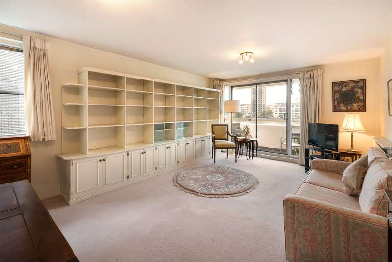 2 Bedrooms Flat for sale in Valiant House, Vicarage Crescent, Battersea, London, SW11