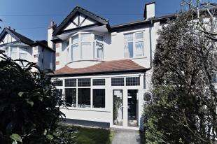 4 Bedrooms Semi Detached House for sale in Penwortham Road, Sanderstead, South Croydon, Surrey