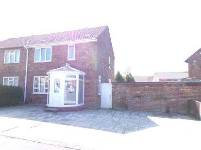 2 Bedrooms Semi Detached House for sale in Poets Green, Whiston, Prescot, Merseyside, L35