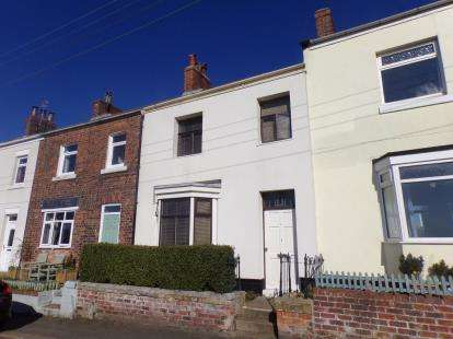 3 Bedrooms Terraced House for sale in North Terrace, Loftus, Saltburn-By-The-Sea, North Yorkshire