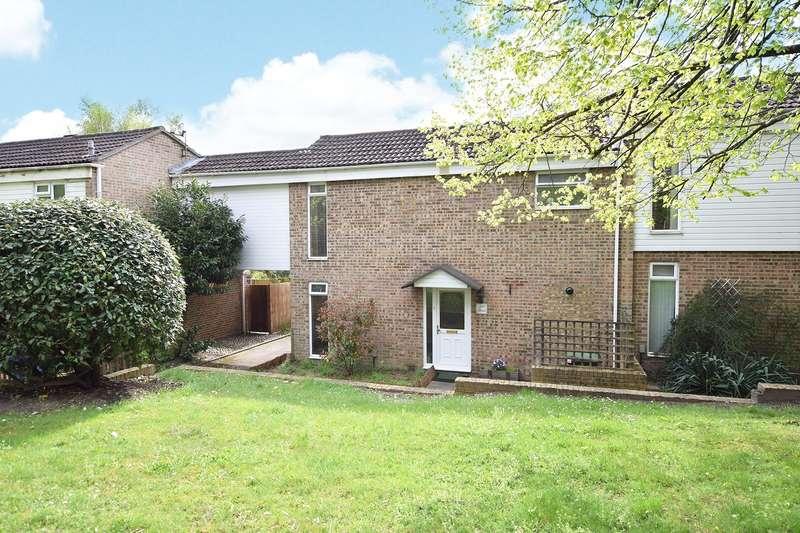 4 Bedrooms Terraced House for sale in Prescott, Bracknell, Berkshire, RG12