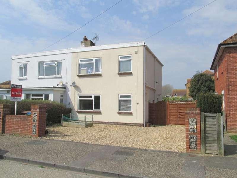 3 Bedrooms Semi Detached House for sale in Arun Road, Bognor Regis, West Sussex, PO21 5PE