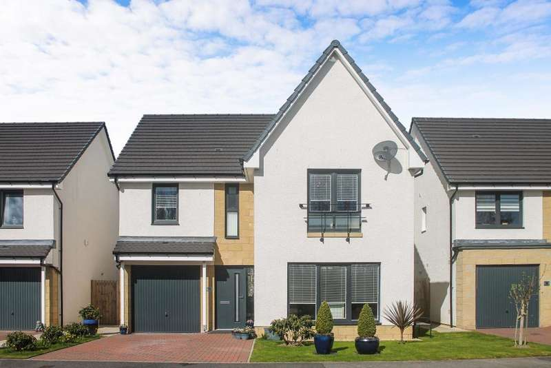 4 Bedrooms Detached House for sale in Bowmore View, Inverness, IV3 8RT