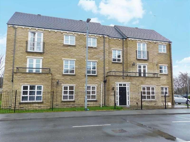 2 Bedrooms Flat for sale in Drysdale Fold, Ferndale, Huddersfield