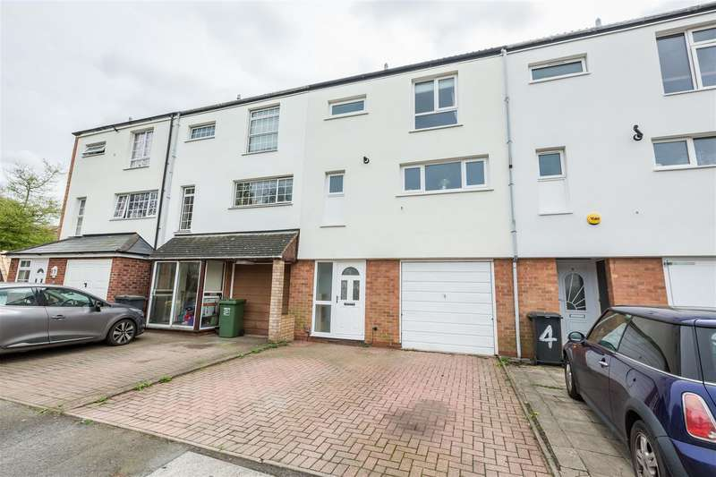 3 Bedrooms Semi Detached House for sale in Netherfield, Greenlands, Redditch