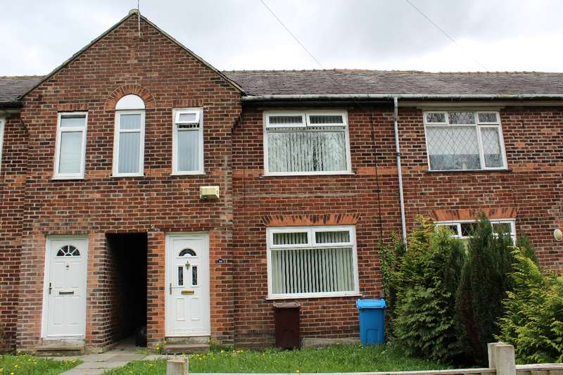 2 Bedrooms Terraced House for rent in Paradise Lane Whiston L35