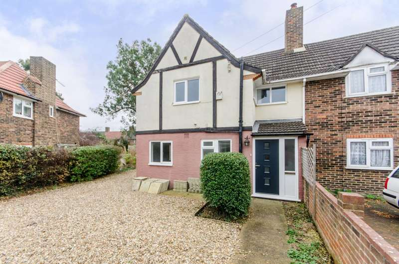 3 Bedrooms House for sale in Haynt Walk, Raynes Park, SW20