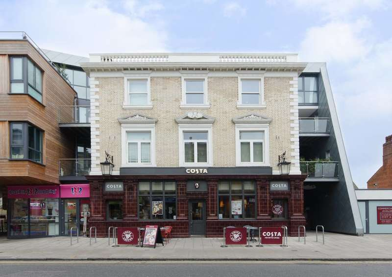 2 Bedrooms Flat for sale in High Road, Willesden Green, NW10