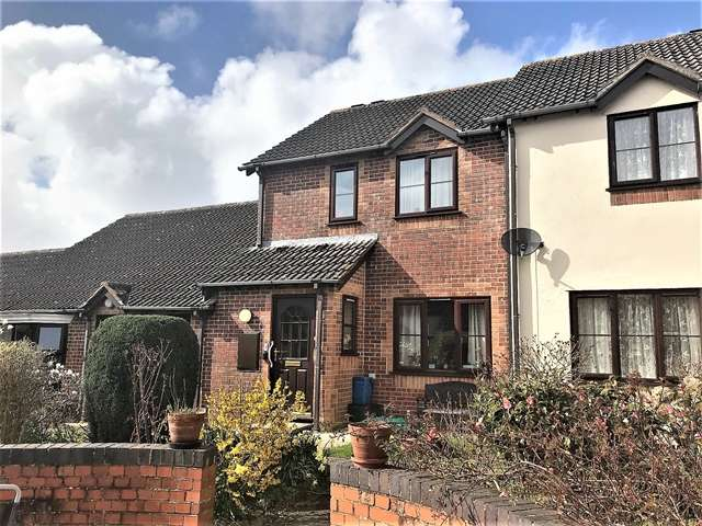 2 Bedrooms Retirement Property for sale in Fairfield Gardens, Honiton