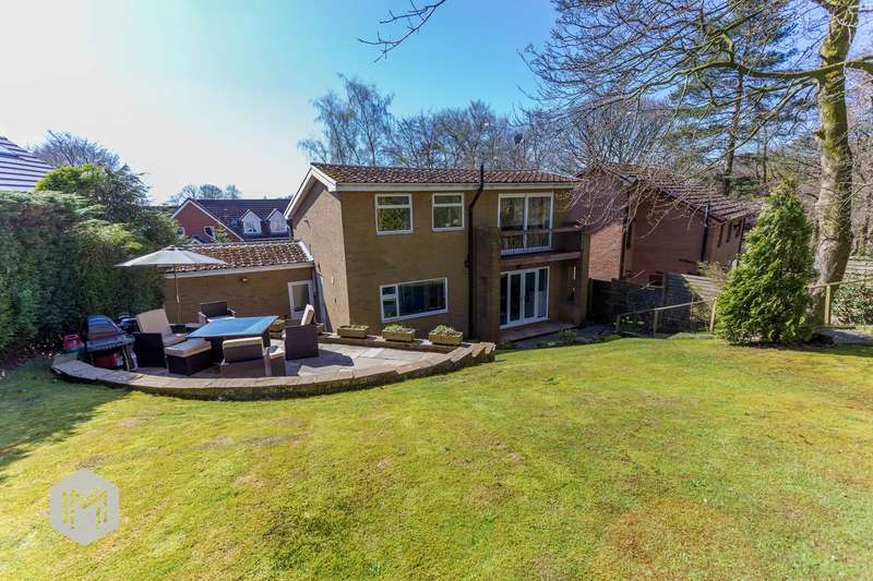 4 Bedrooms Detached House for sale in The Woodlands, Lostock, Bolton, BL6