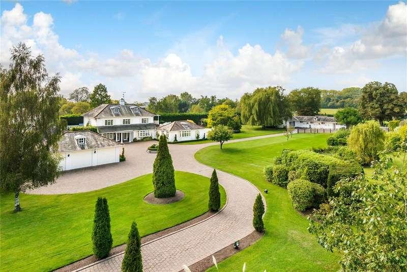 5 Bedrooms Detached House for sale in Cranbourne Grange, Hatchet Lane, Winkfield, Berkshire
