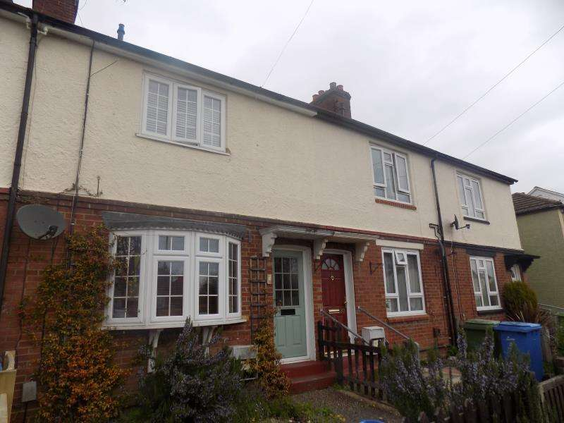 2 Bedrooms Terraced House for sale in Queens Road, North Camp, Farnborough