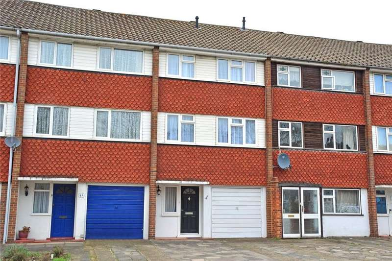 3 Bedrooms Town House for sale in Upwood Road, Lee, London, SE12