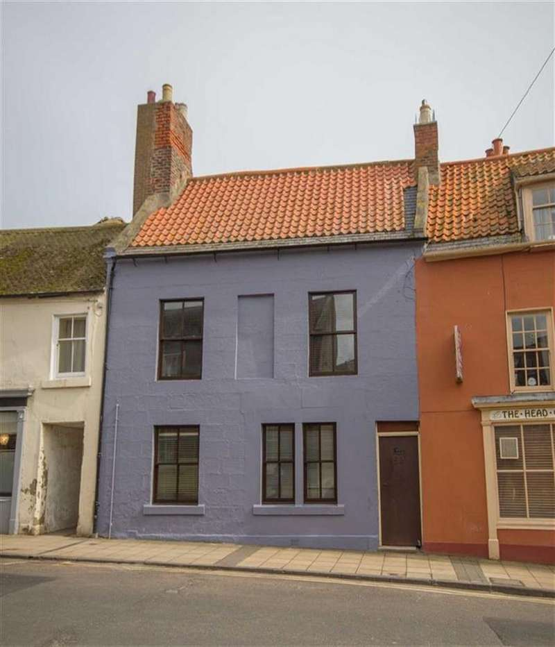 5 Bedrooms Town House for sale in Church Street, Berwick-upon-Tweed, Northumberland, TD15