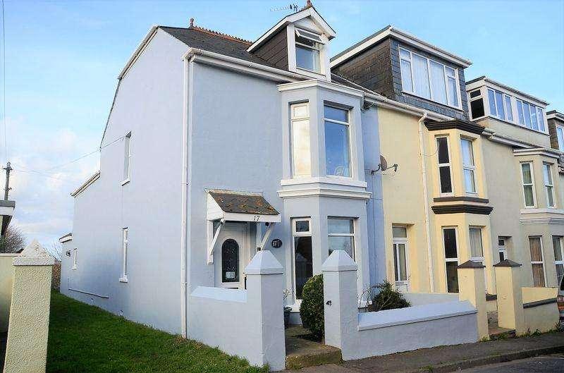 5 Bedrooms Terraced House for sale in QUEENS ROAD BRIXHAM