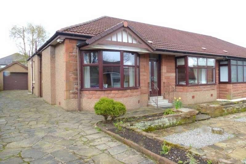 3 Bedrooms Bungalow for rent in Dinard Drive, Giffnock, Glasgow, G46 6AH
